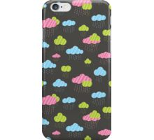 Rainy Clouds iPhone Case/Skin