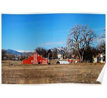 Barns of Boulder 5 Poster