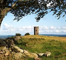 The Folly Tower by Andrew Jeffries