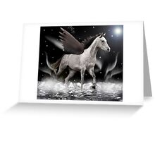 Magical Storm Greeting Card