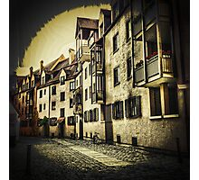 Streetscape Photographic Print