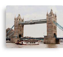 London's Number One Bridge Canvas Print