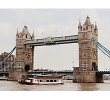 London's Number One Bridge Photographic Print