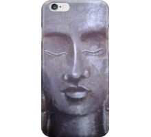 mrs budda iPhone Case/Skin