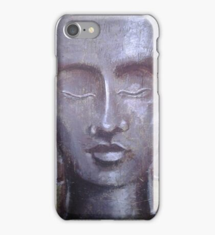 mrs budda iPhone Case/Skin