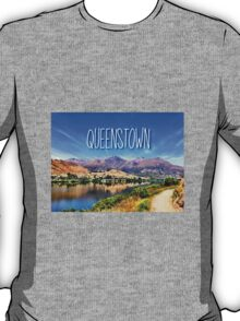 Queenstown Summer T-Shirt