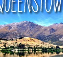 Queenstown Summer Sticker