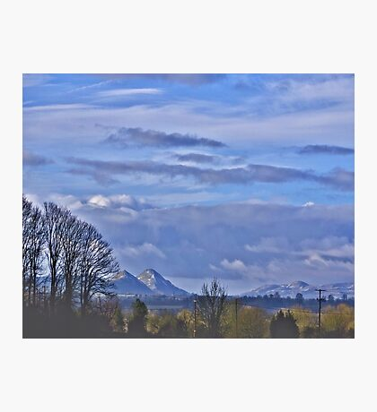 Secret Hills Photographic Print