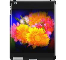 Bright Bouquet -  at Supermarket iPad Case/Skin
