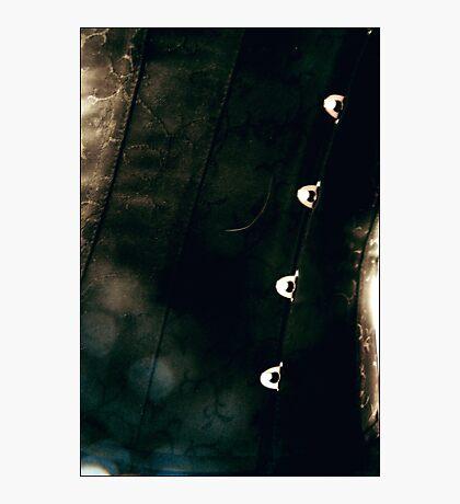 Corset Photographic Print