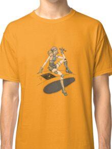 Mechanic Girl Classic T-Shirt