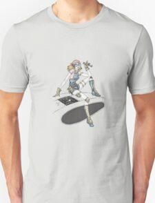 Mechanic Girl Unisex T-Shirt