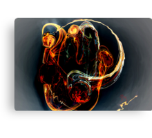 Energy Healer #1 Canvas Print