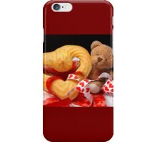 From the Bottom of My Bear's Heart iPhone Case/Skin