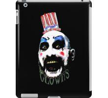 Don't ya' like clowns? iPad Case/Skin