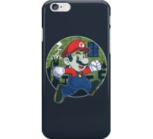 Plumber Franky iPhone Case/Skin
