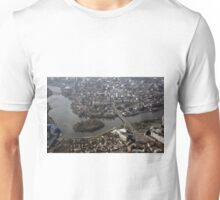 Vinnitsa View From The Airplane 2 Unisex T-Shirt