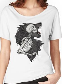 Lilith's Brethren colour Women's Relaxed Fit T-Shirt