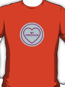 Geeky Love Hearts - Precious T-Shirt