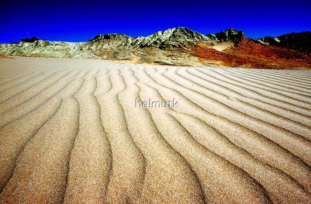 LAND OF SAND by helmutk