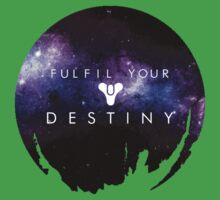 Fulfil Your Destiny Kids Clothes