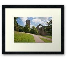 Fountains Abbey Framed Print