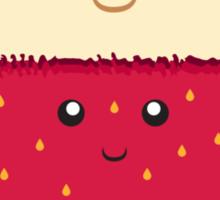 Hug the Strawberry Sticker