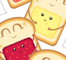 Love your Breakfast Sticker