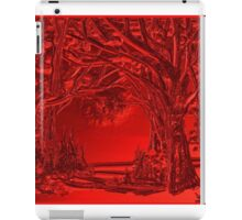 Red is the Colour iPad Case/Skin