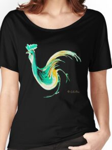 Birdy of paradise Women's Relaxed Fit T-Shirt
