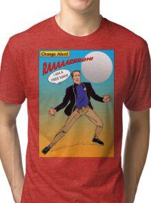 Orange Alert! Tri-blend T-Shirt