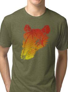 You Dirty Rat (Sunset) Tri-blend T-Shirt