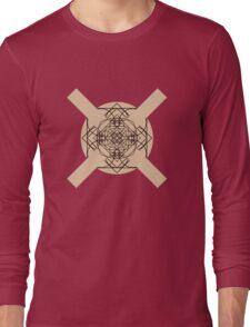 the galaxy of x II Long Sleeve T-Shirt