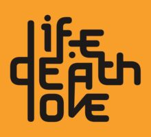 Life/Death/Love by raae