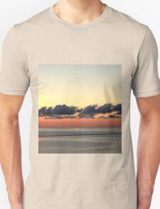 Chicago sunrise Unisex T-Shirt