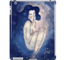 deep sleeping iPad Case/Skin