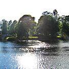"""Klarälven"" The Clear River by HELUA"