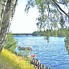 Klarälven, The Clear River by HELUA