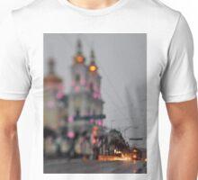 Tram On The Street 2 Unisex T-Shirt