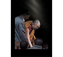 His Holiness The Dali Lama Photographic Print