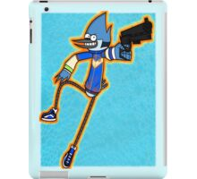 Regular Overdrive - Mordecai iPad Case/Skin