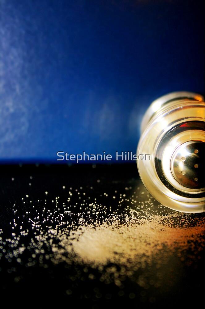 Blue Pepper by Stephanie Hillson