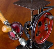 Vintage American Made Woodworking Tools by EmeraldRaindrop