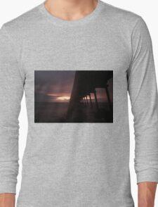 Port Hughes Jetty Long Sleeve T-Shirt