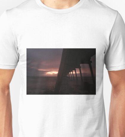 Port Hughes Jetty Unisex T-Shirt
