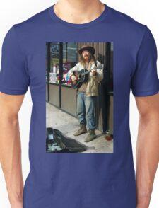 Pittsburgh Street Artist (3 of 3) Unisex T-Shirt