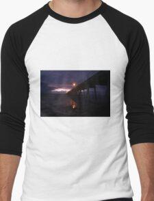 Port Hughes Jetty Pt.2 Men's Baseball ¾ T-Shirt