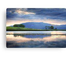 Azure Canvas Print