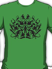Alien Iconic Shapes T-Shirt