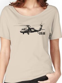 UH-60 Black Hawk Women's Relaxed Fit T-Shirt